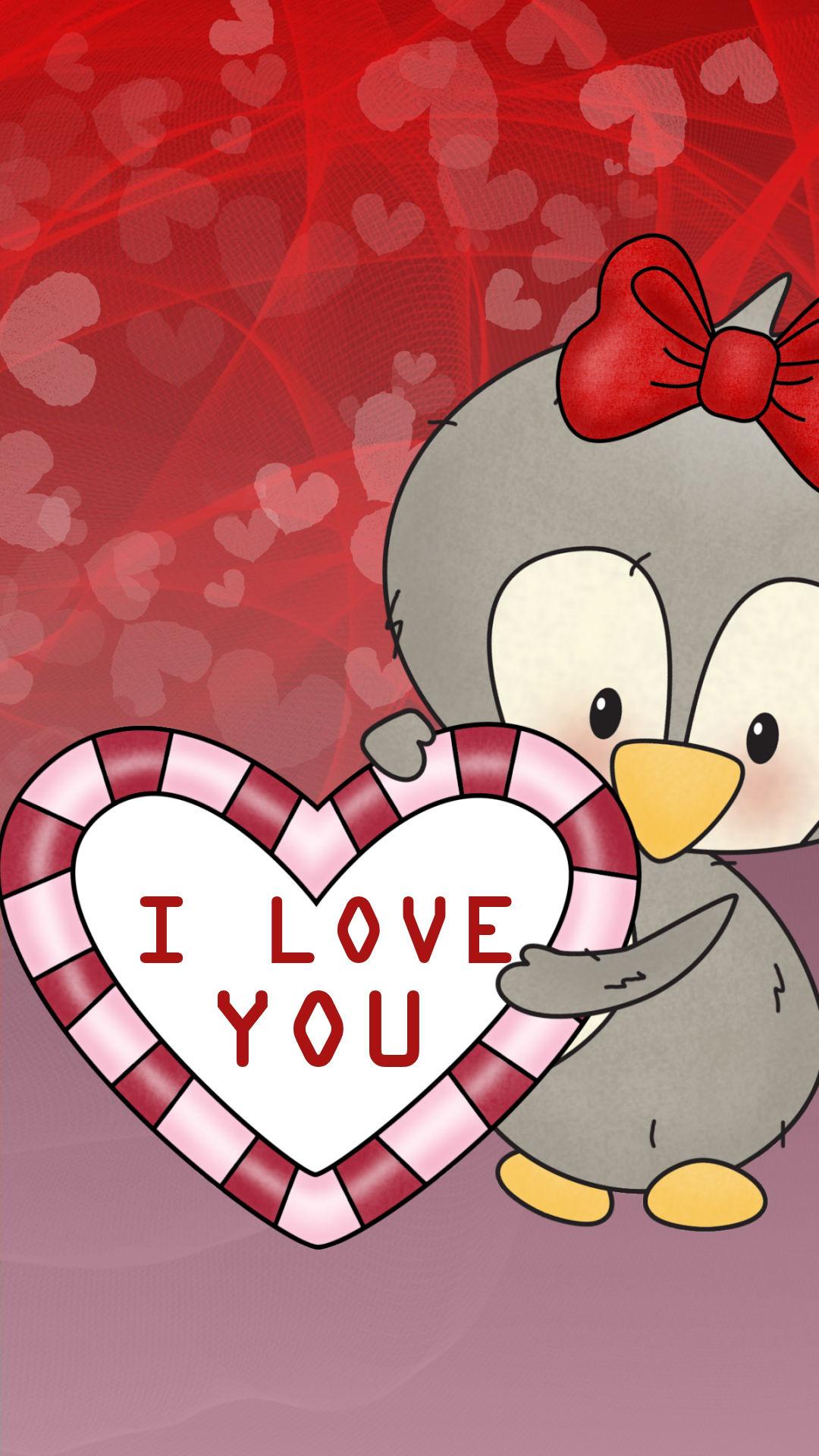 Download SM3RC Copyright(c) LOVE YOU MESSAGE CUTE CARTOON ...