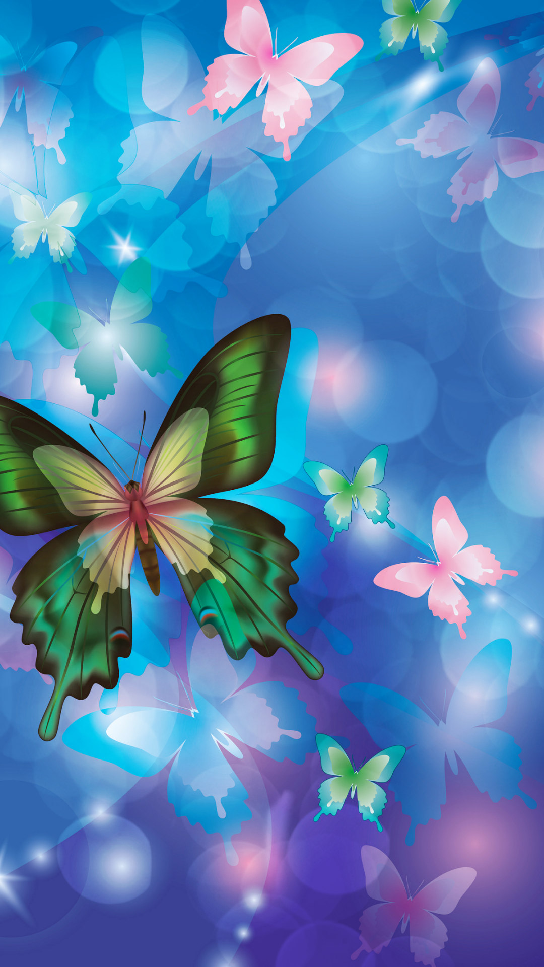 Download SM3RC Copyright(c) FLOWER EFFECT COOL BUTTERFLY ...